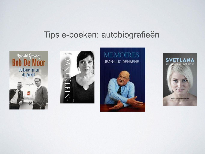 Tips e-boeken: WO I