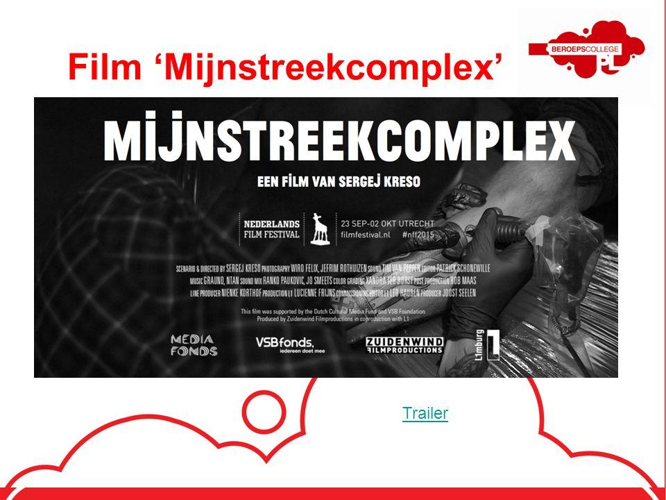 Film 'Mijnstreekcomplex' Trailer
