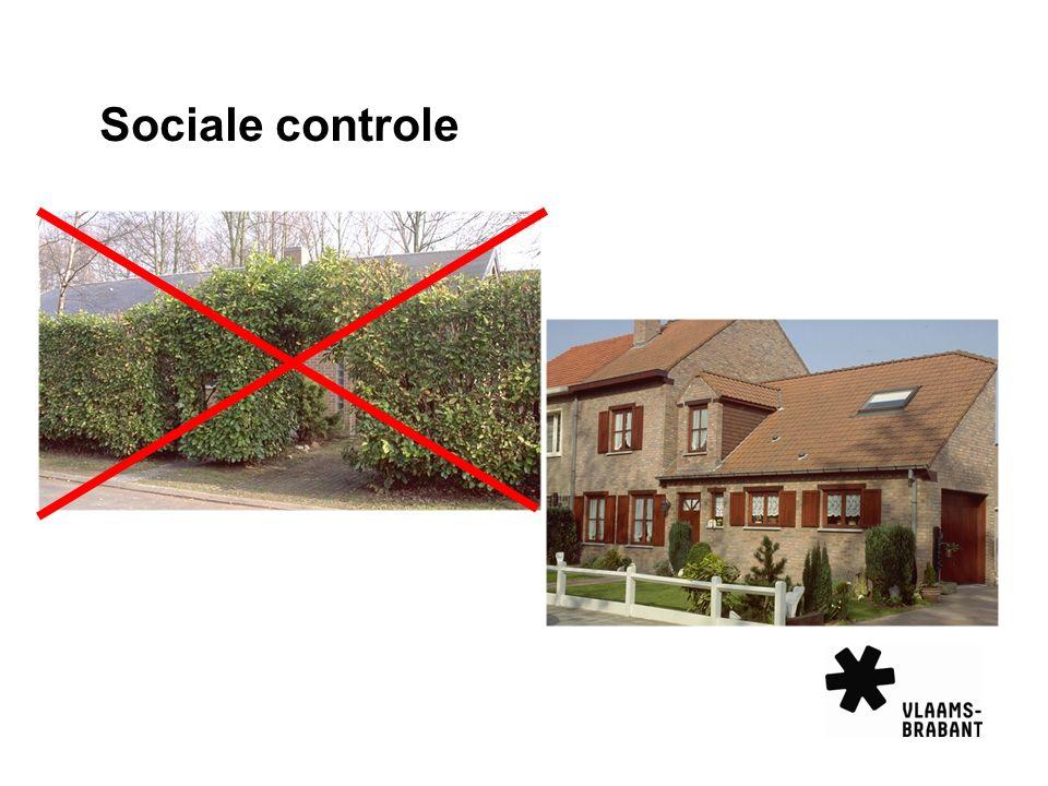 Sociale controle
