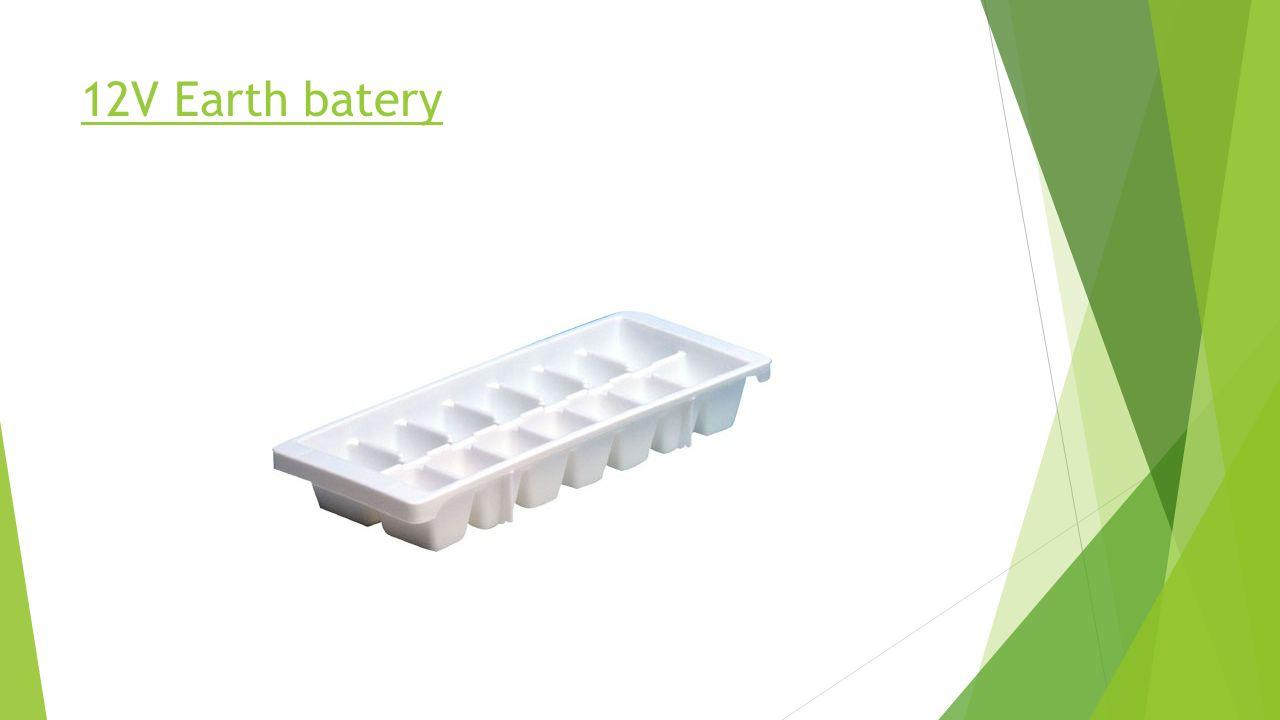 12V Earth batery
