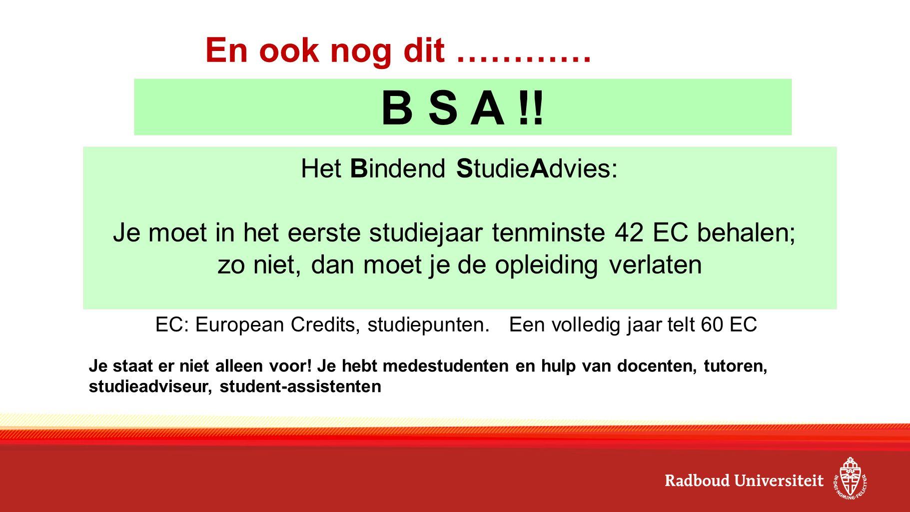 B S A !.