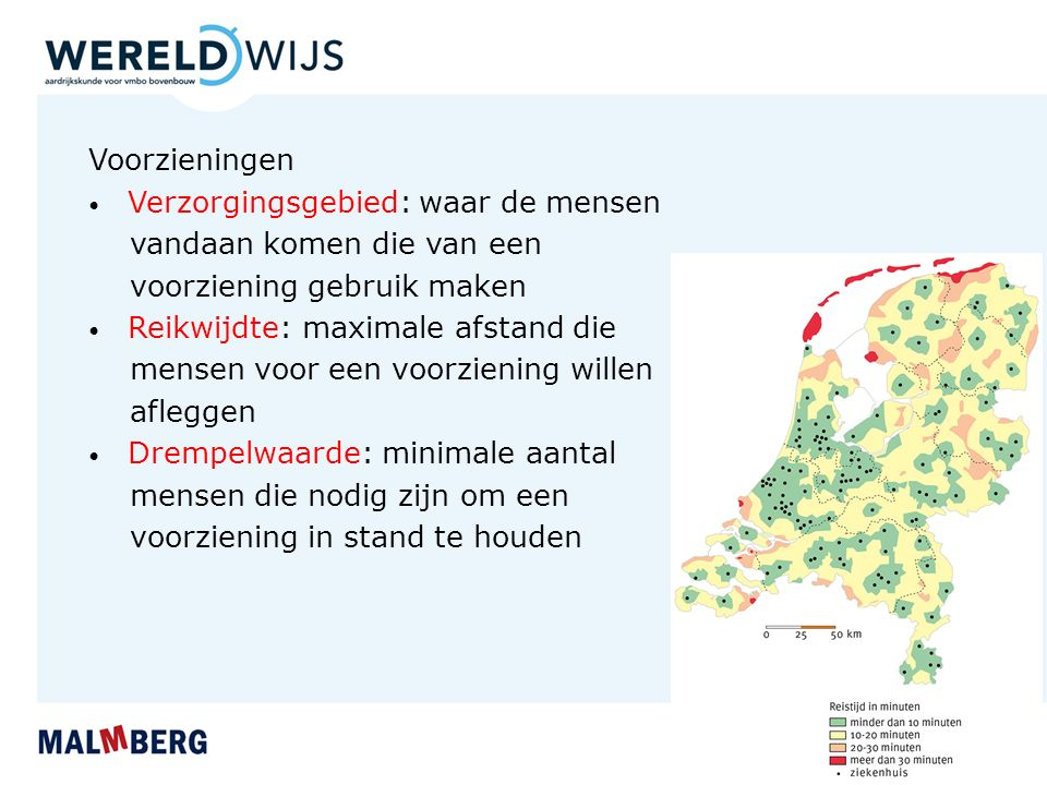 Paragraaf 2 Bevolkingsontwikkeling in je eigen omgeving Bevolkingsontwikkeling Samenstelling verandert voortdurend - geboorte en sterfte - migratie Aantal inwoners - Nederland 2012: 17 miljoen - groei voornamelijk in overgangsgebieden - groei van steden: verstedelijking (urbanisatie) Aantal allochtonen - bijna twee miljoen niet-westerse allochtonen