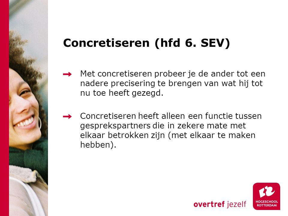 Concretiseren (hfd 6.