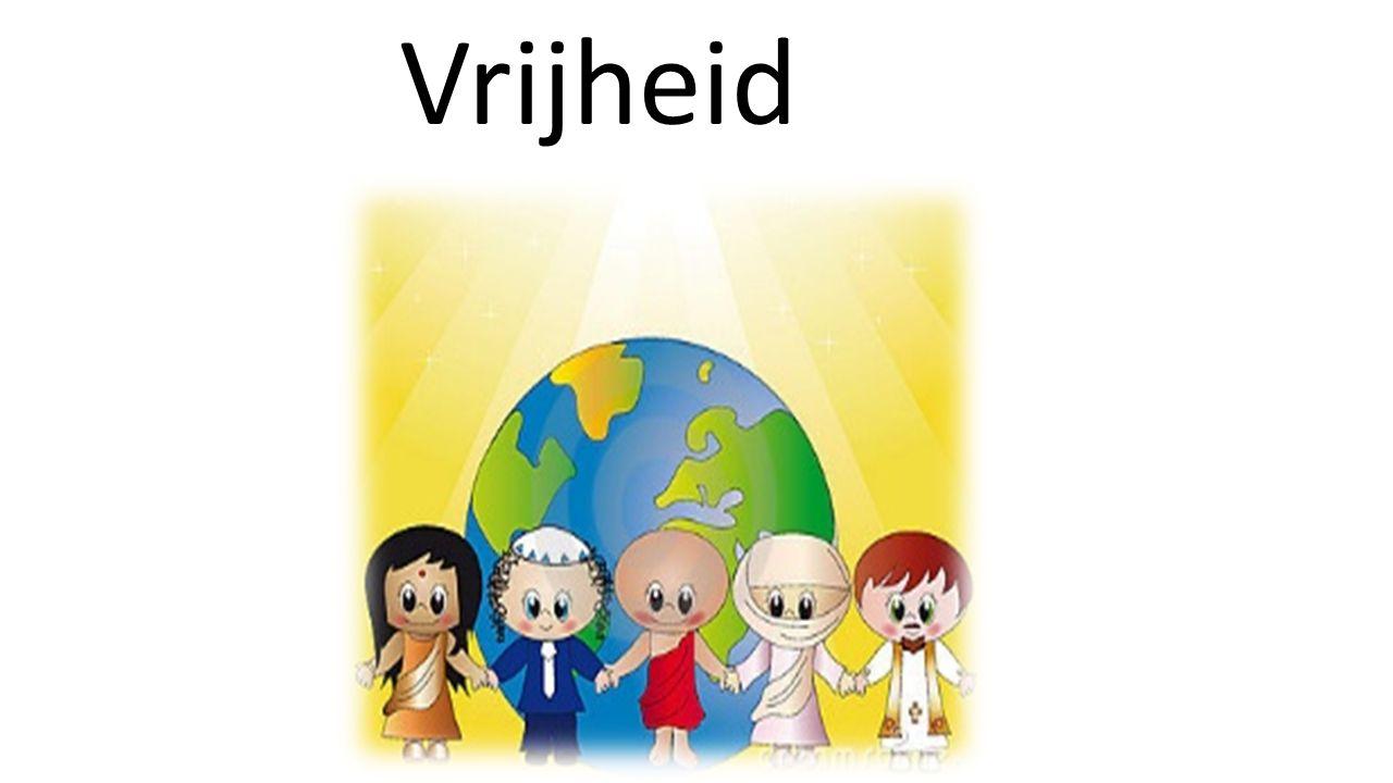 Lesdoelen Jullie kunnen in eigen woorden uitleggen wat een democratie is; Jullie kunnen enkele vrijheden opsommen die we in Nederland hebben; Jullie kunnen uitleggen wat de Grondwet is; Jullie kunnen een voorbeeld noemen van 'botsende grondrechten'.