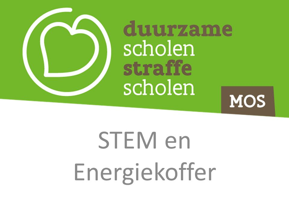 STEM en Energiekoffer