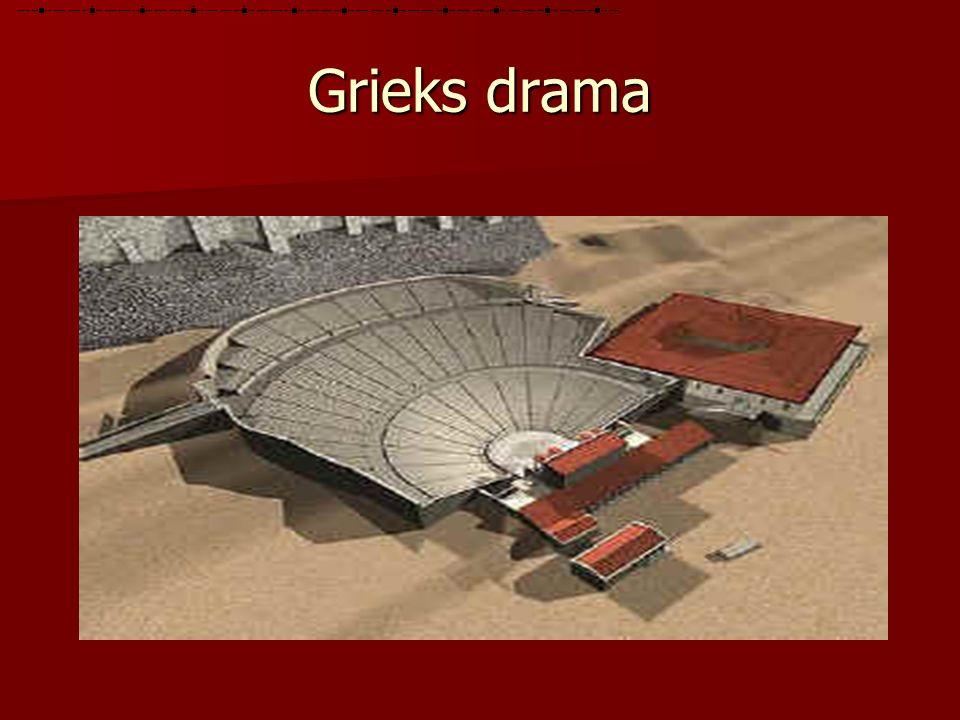 Grieks drama