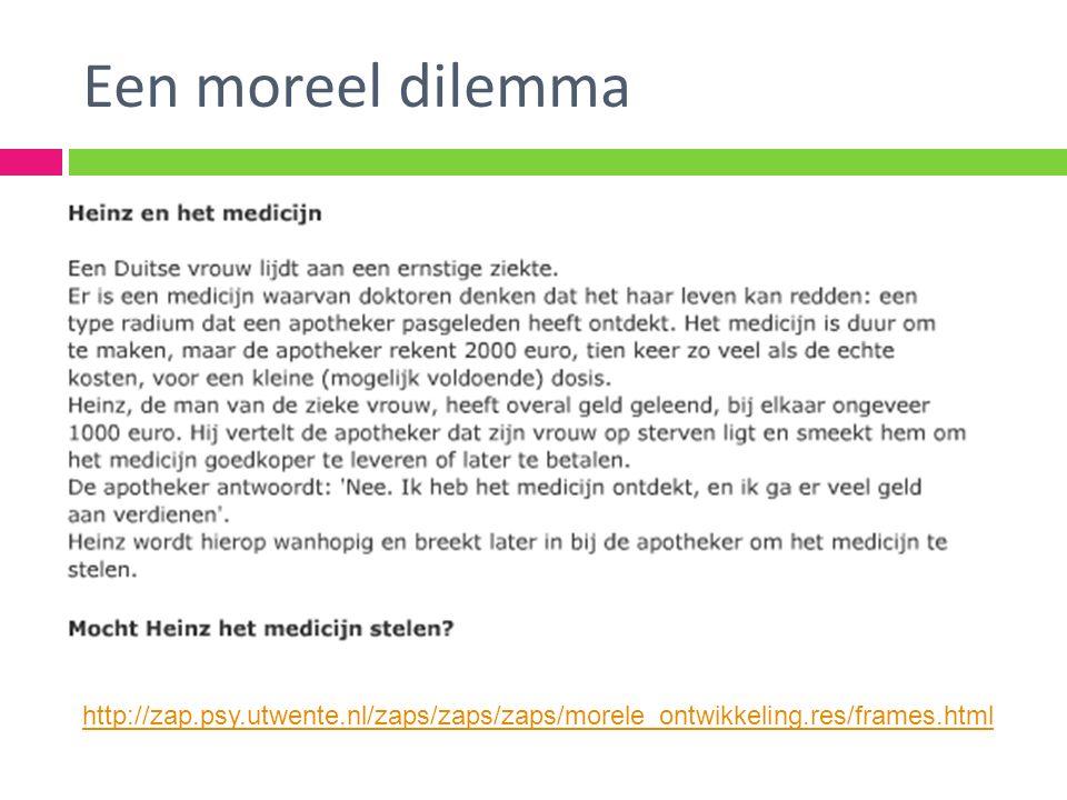 Een moreel dilemma http://zap.psy.utwente.nl/zaps/zaps/zaps/morele_ontwikkeling.res/frames.html