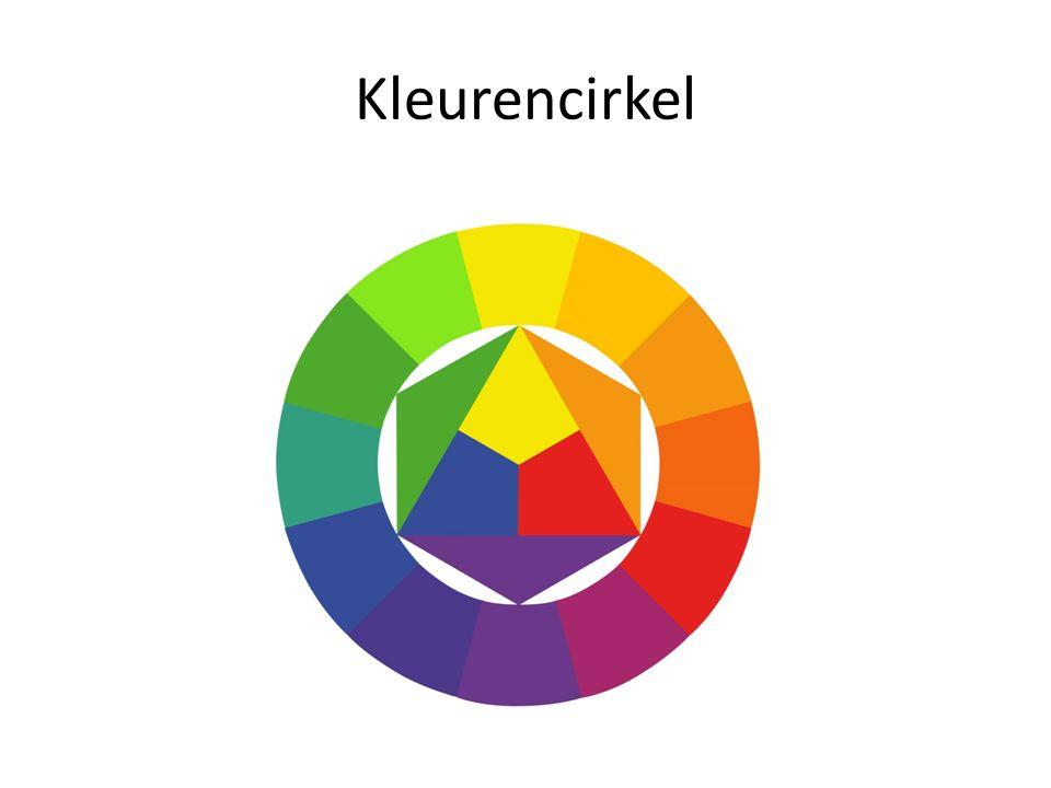 Verzadigde kleur Zie zuivere kleur