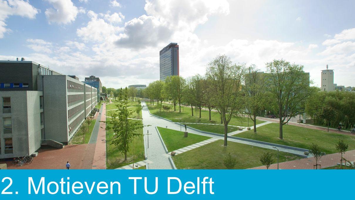 2. Motieven TU Delft
