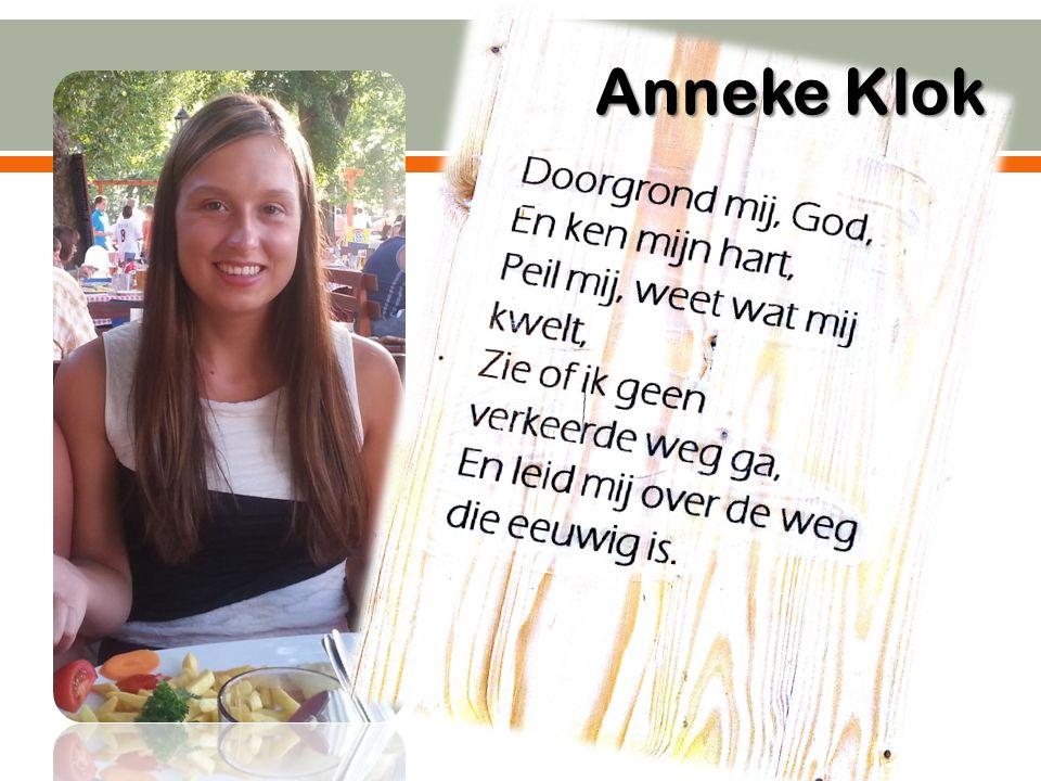 Anneke Klok