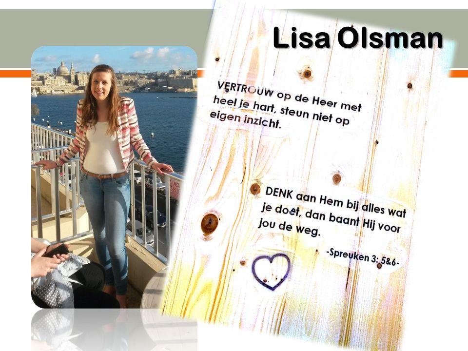 Lisa Olsman