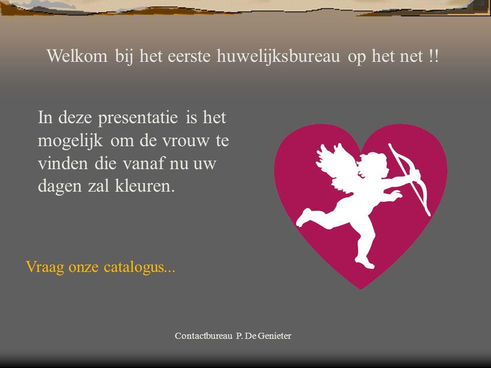 Welkom bij het eerste huwelijksbureau op het net !.
