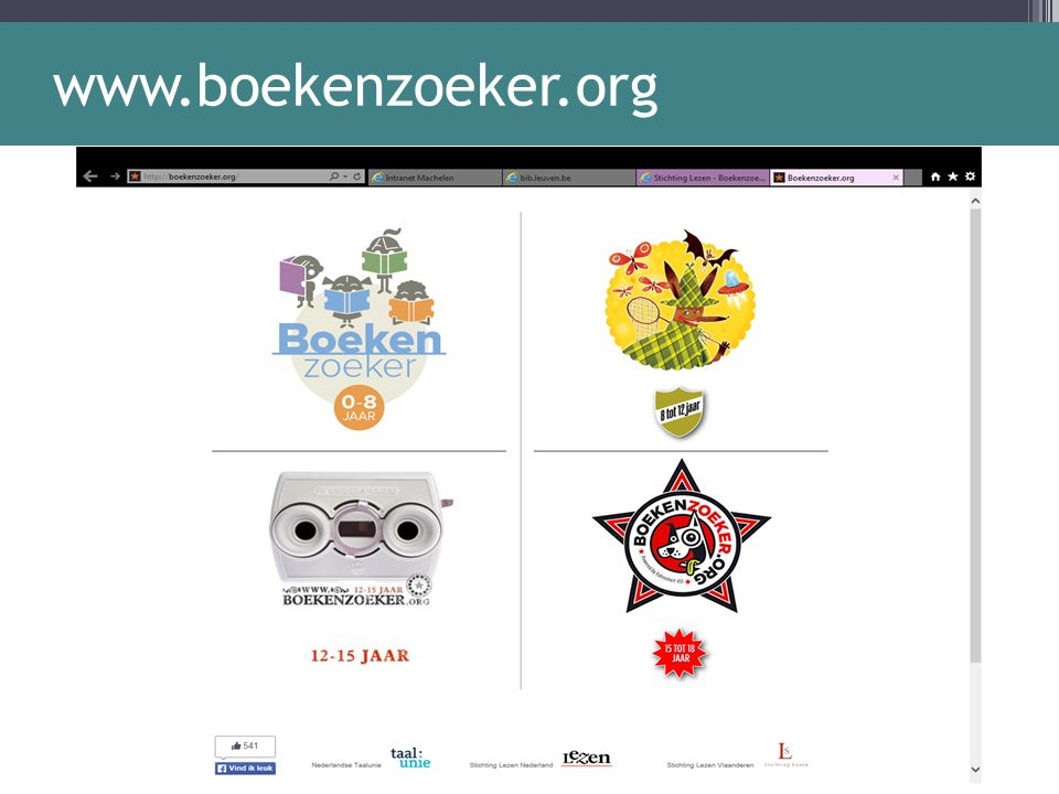 www.boekenzoeker.org