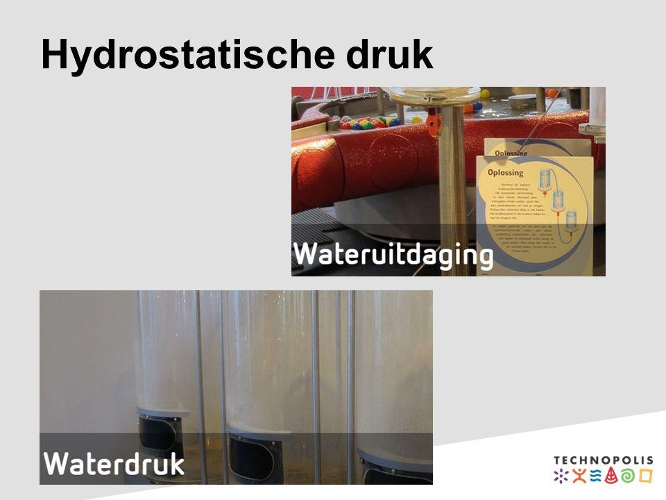 Hydrostatische druk
