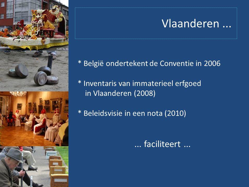 Vlaanderen...