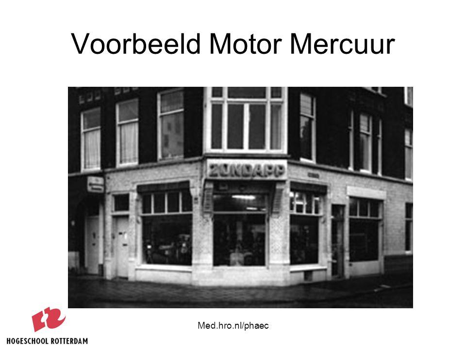 Med.hro.nl/phaec Voorbeeld Motor Mercuur