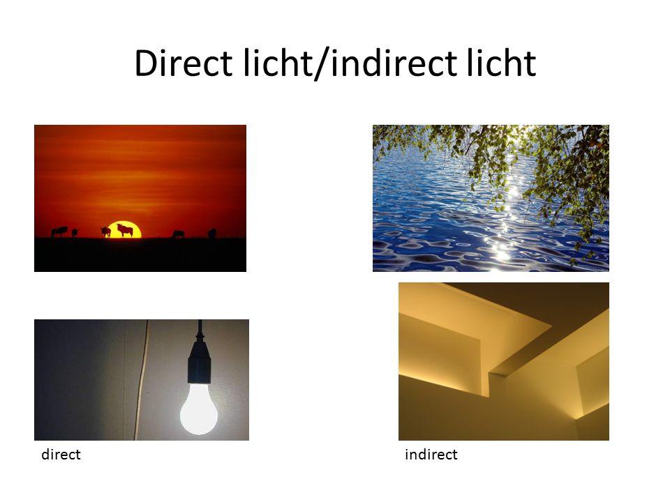 Direct licht/indirect licht directindirect