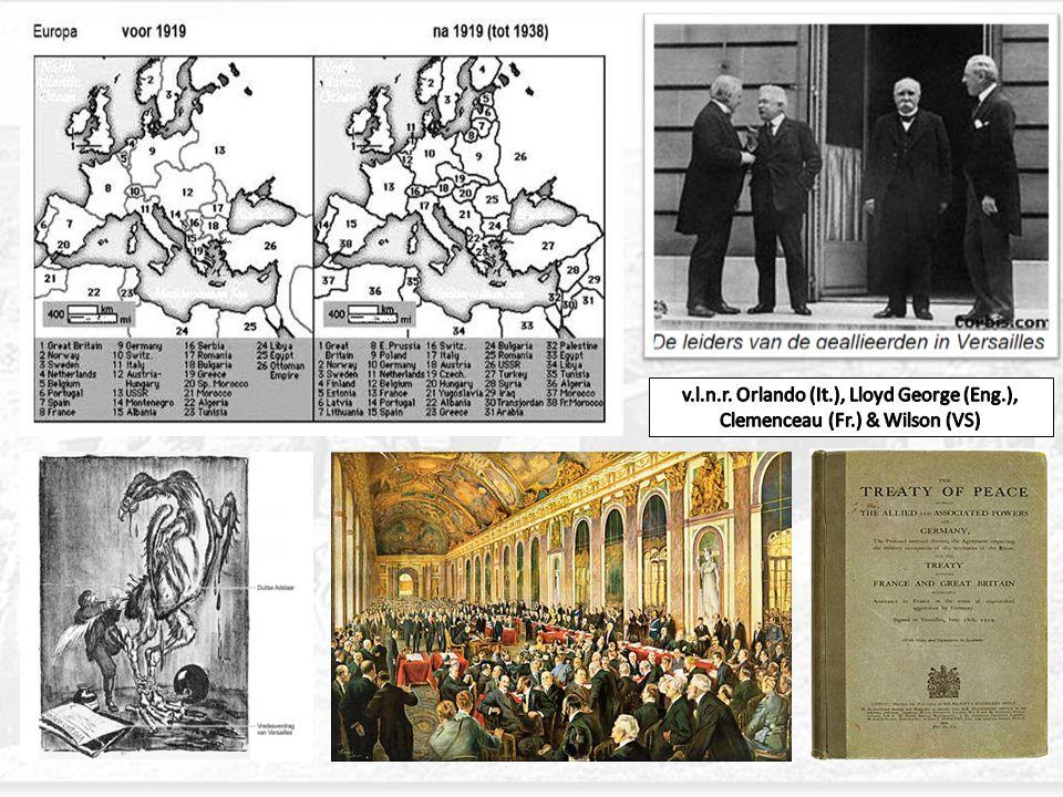 'Diktat von Versailles'