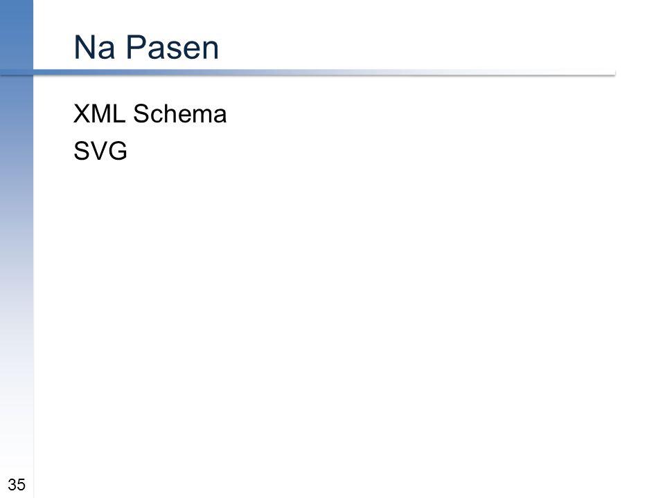 Na Pasen XML Schema SVG 35