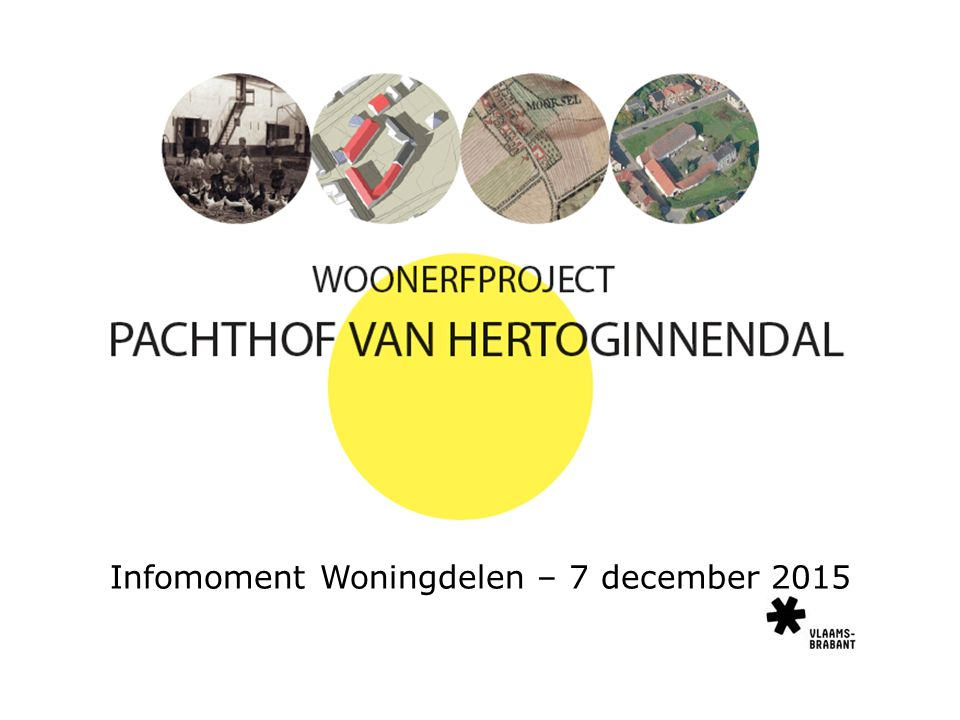 Infomoment Woningdelen – 7 december 2015