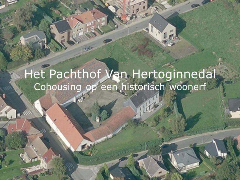 Het Pachthof Van Hertoginnedal Cohousing op een historisch woonerf