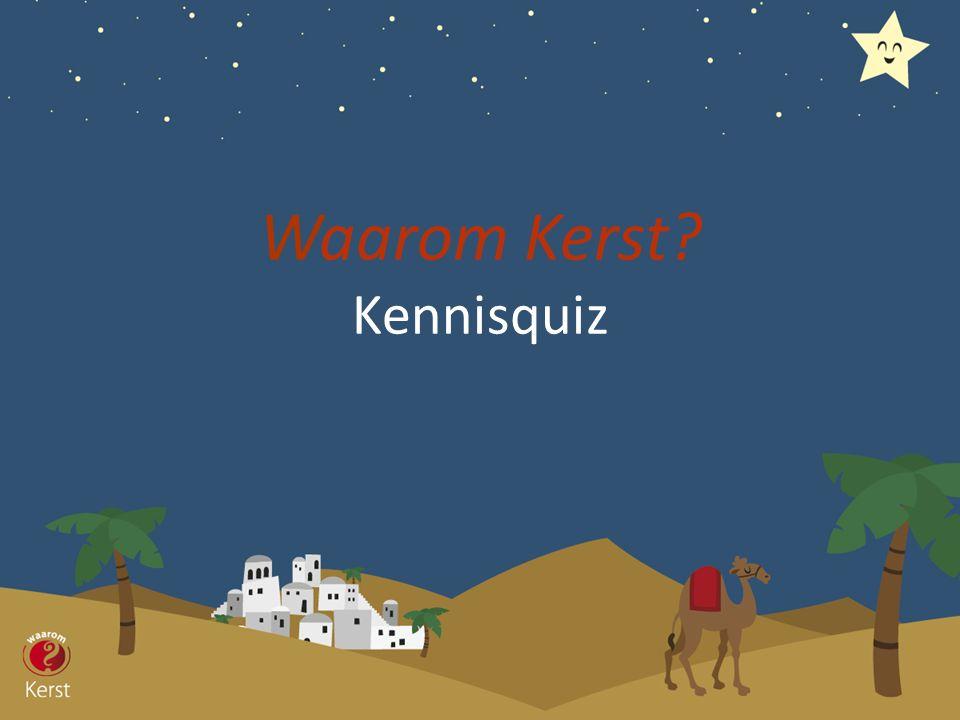 4.Waarom kwam Jezus naar de wereld. A.Om een einde te maken aan de Romeinse overheersing.