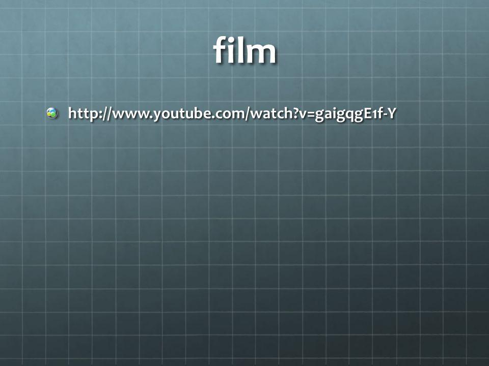 film http://www.youtube.com/watch?v=gaigqgE1f-Y