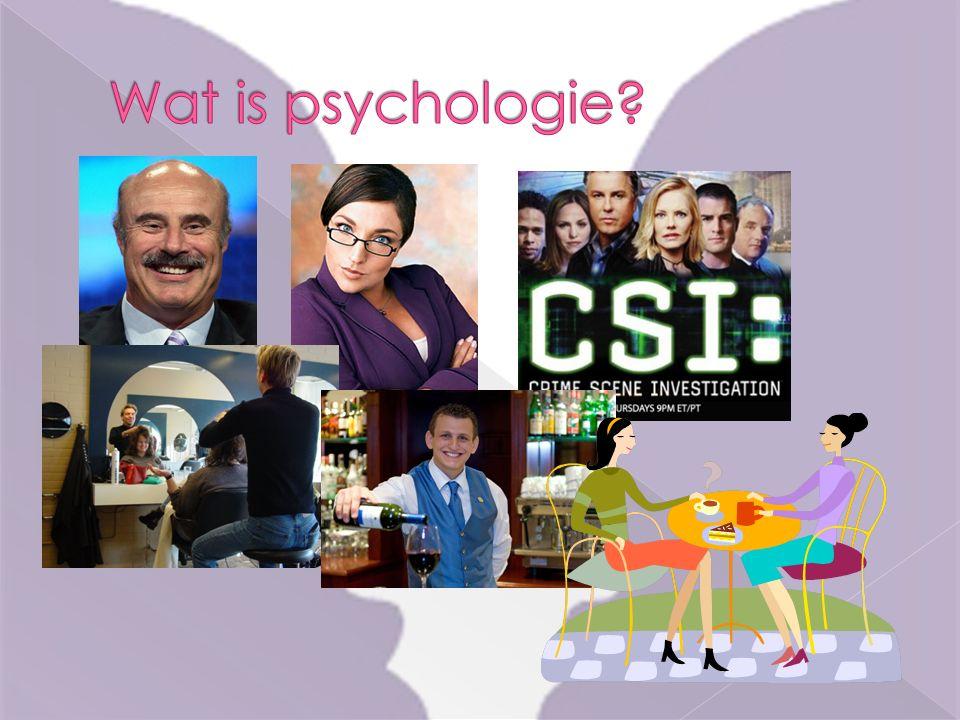 Psycho-logie Psyche Logos Geest Studie  Griekse letter Psy