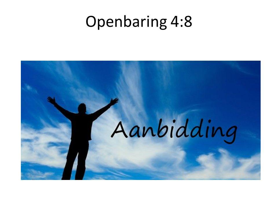Openbaring 4:8