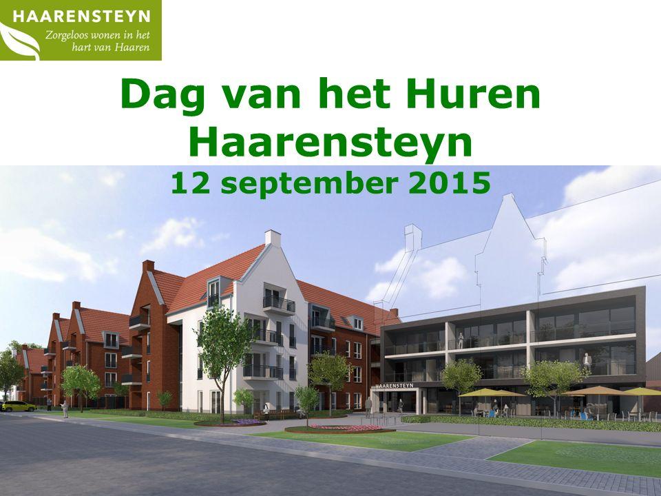 Dag van het Huren Haarensteyn 12 september 2015