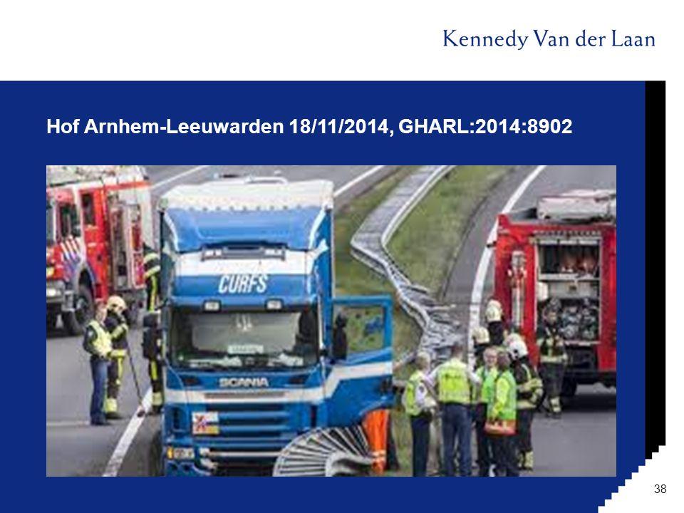 38 Hof Arnhem-Leeuwarden 18/11/2014, GHARL:2014:8902