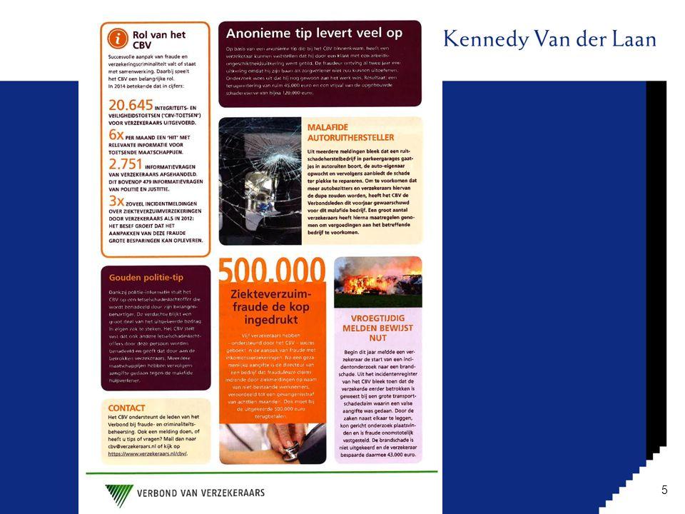 Praktijkvoorbeeld Nationale Nederlanden: wantrouwen Raadplegen interne gegevens: beroepsaansprakelijkheidsverzekering Facebook Paardrijden, dressuurwedstrijden, bijscholing, actief gezins- en sociaal leven 16