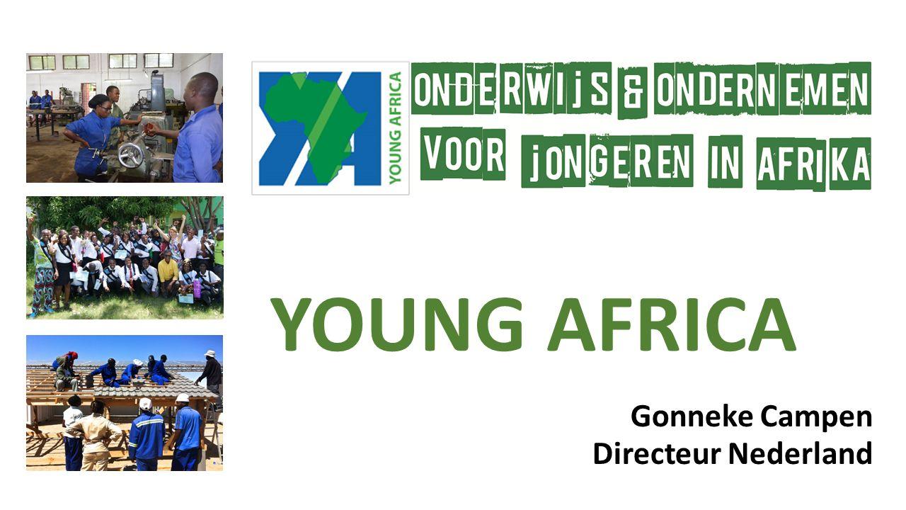 Gonneke Campen Directeur Nederland YOUNG AFRICA