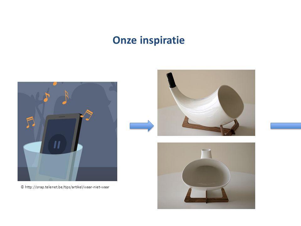 Onze inspiratie © http://snap.telenet.be/tips/artikel/waar-niet-waar