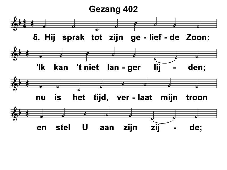 Gezang 402
