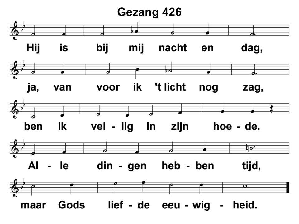 Gezang 426