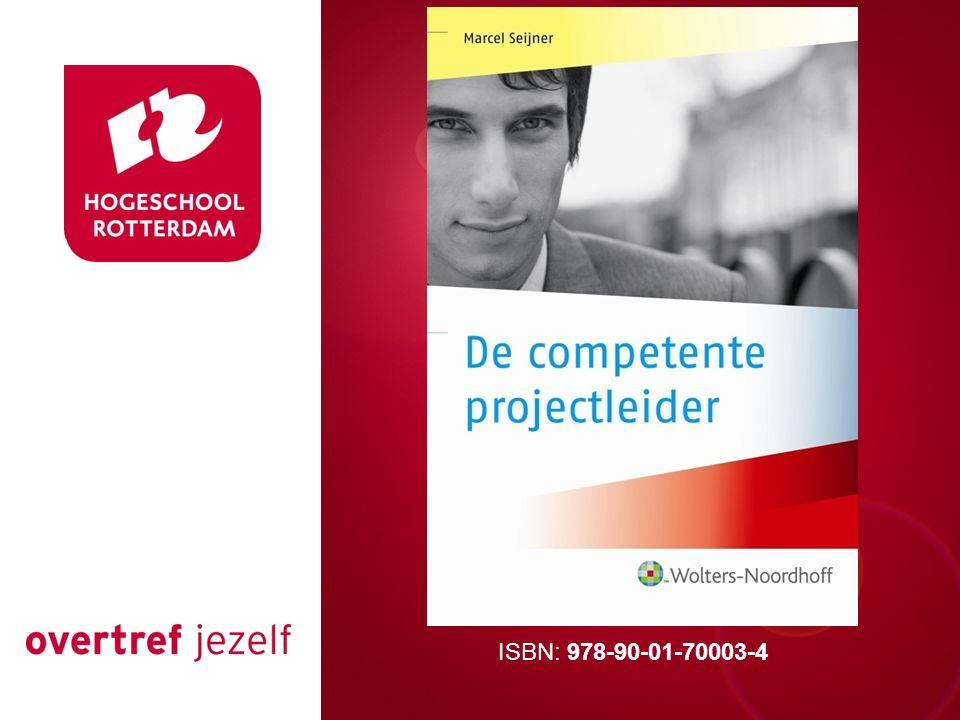 Presentatie titel Rotterdam, 00 januari 2007 Inhoud en doelen 1/3 Oriënteren Competenties Achtergrond – Aanleiding – Projectdoel – Stakeholders – Business case – Haalbaarheid