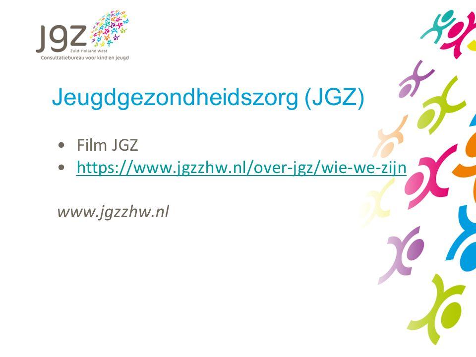 Jeugdgezondheidszorg (JGZ) Film JGZ https://www.jgzzhw.nl/over-jgz/wie-we-zijn www.jgzzhw.nl