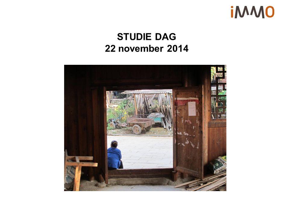 STUDIE DAG 22 november 2014