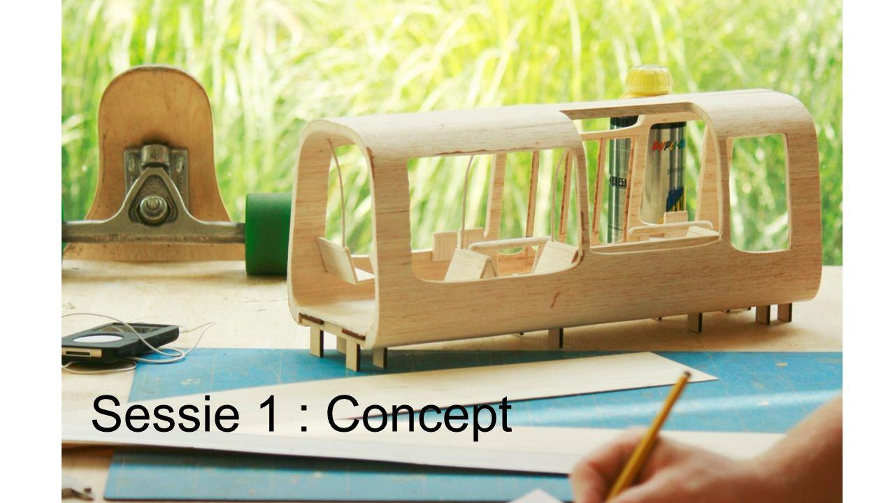 Sessie 1 : Concept