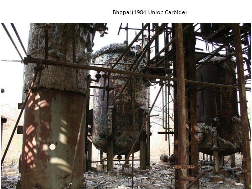 Bhopal (1984 Union Carbide)