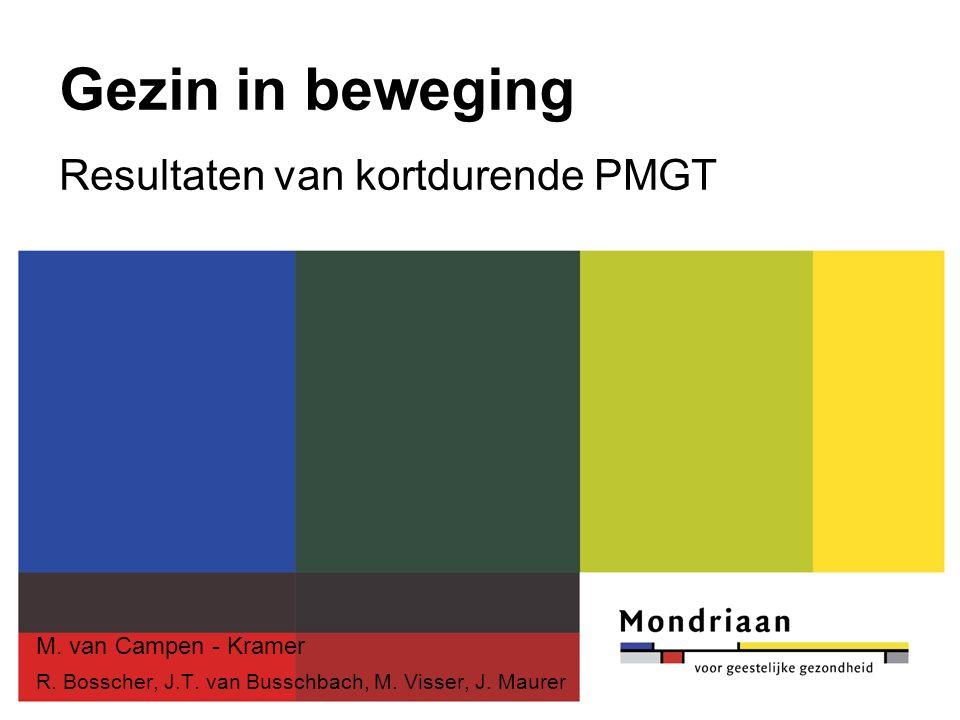 Gezin in beweging Resultaten van kortdurende PMGT M.