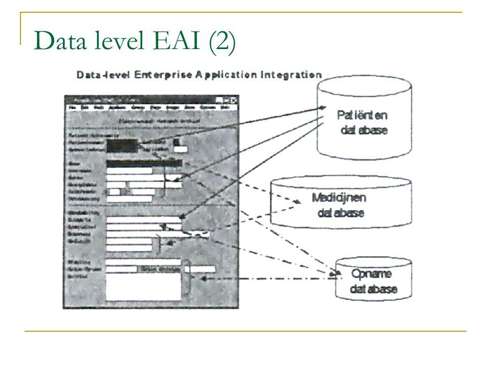 Data level EAI (2)