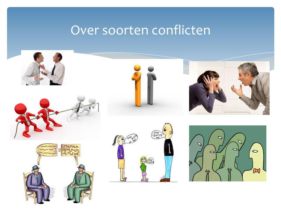 Conflicten kun je zó oplossen…