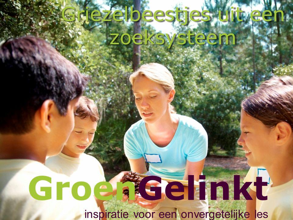 GroenGelinkt inspiratie voor een onvergetelijke les Griezelbeestjes uit een zoeksysteem