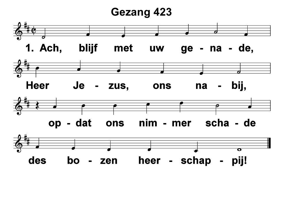 Gezang 423