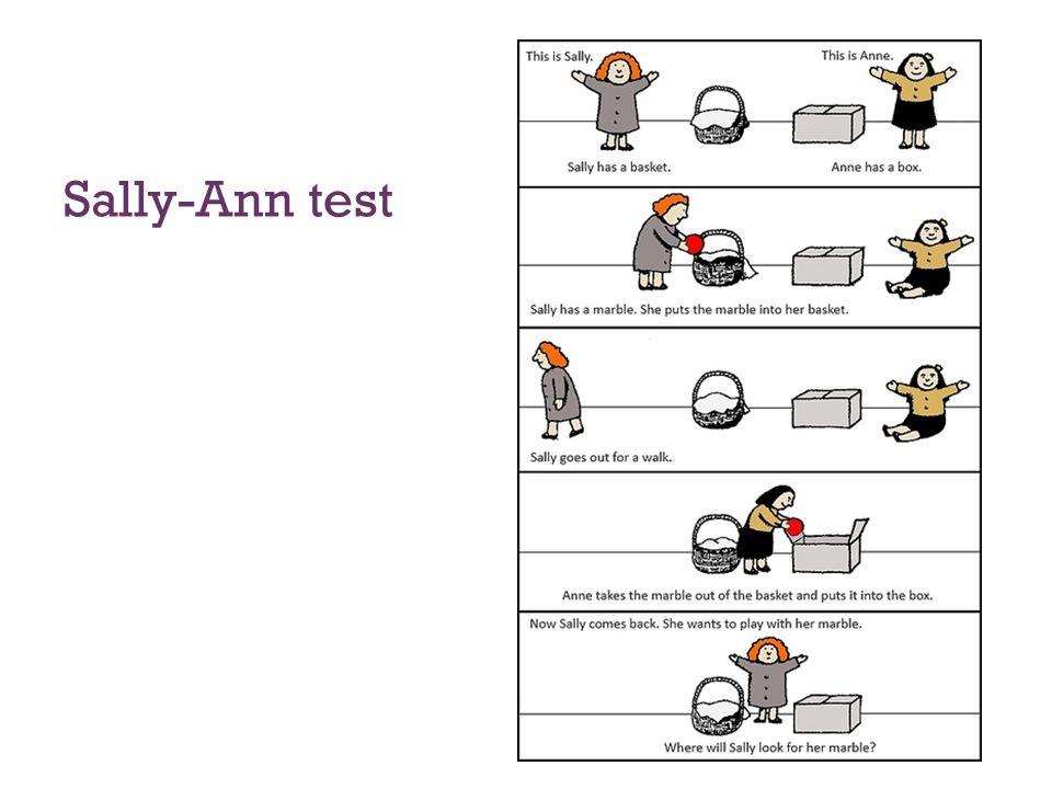Sally-Ann test
