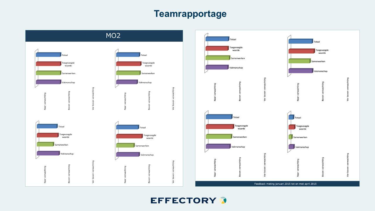 Teamrapportage