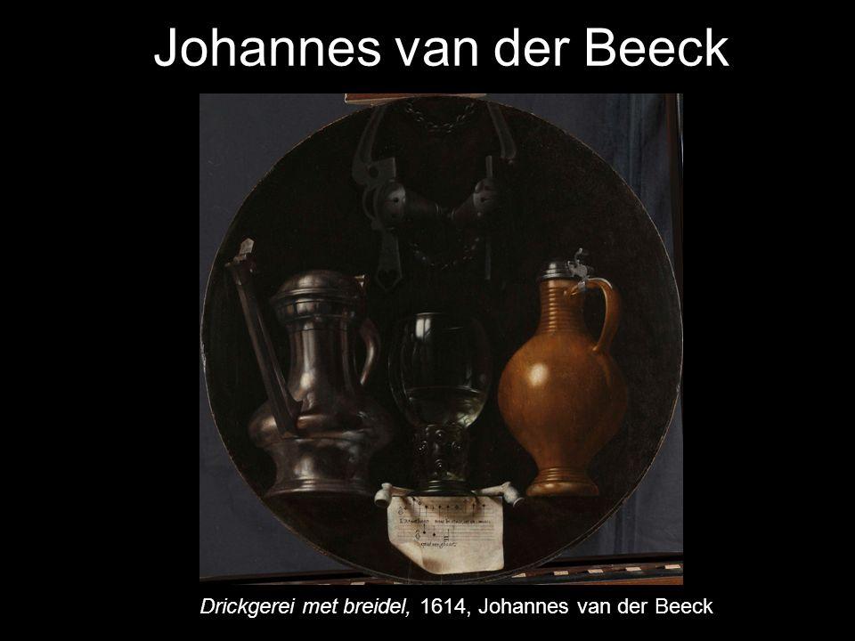 Johannes van der Beeck Drickgerei met breidel, 1614, Johannes van der Beeck