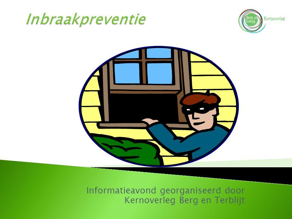 Informatieavond georganiseerd door Kernoverleg Berg en Terblijt